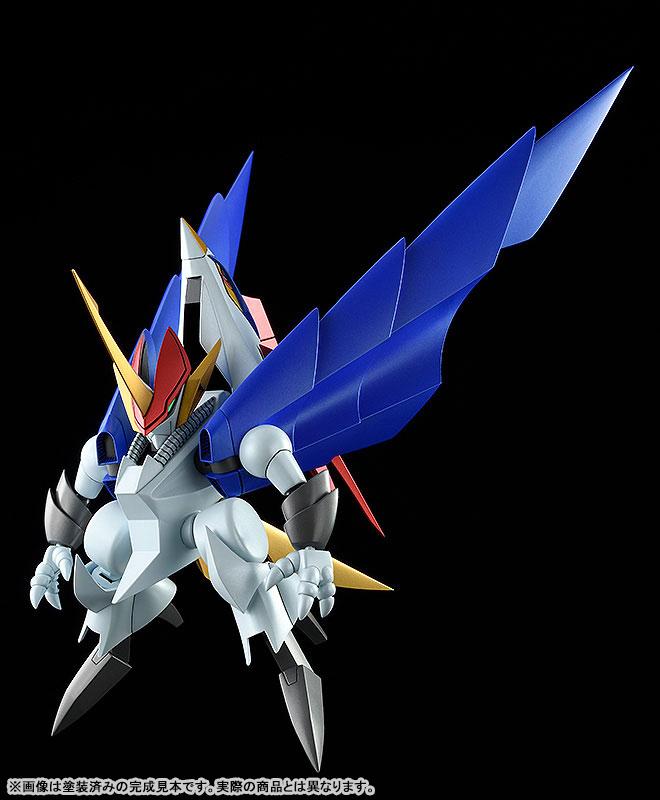 PLAMAX MS-13 真魔神英雄伝ワタル 鋼衣空王丸 プラモデルTOY-RBT-5982_07