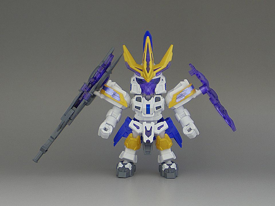 SDガンダム 夏侯惇トールギスIII-2