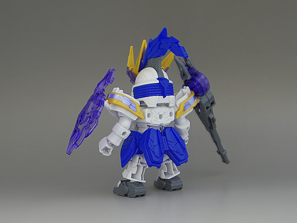 SDガンダム 夏侯惇トールギスIII-5
