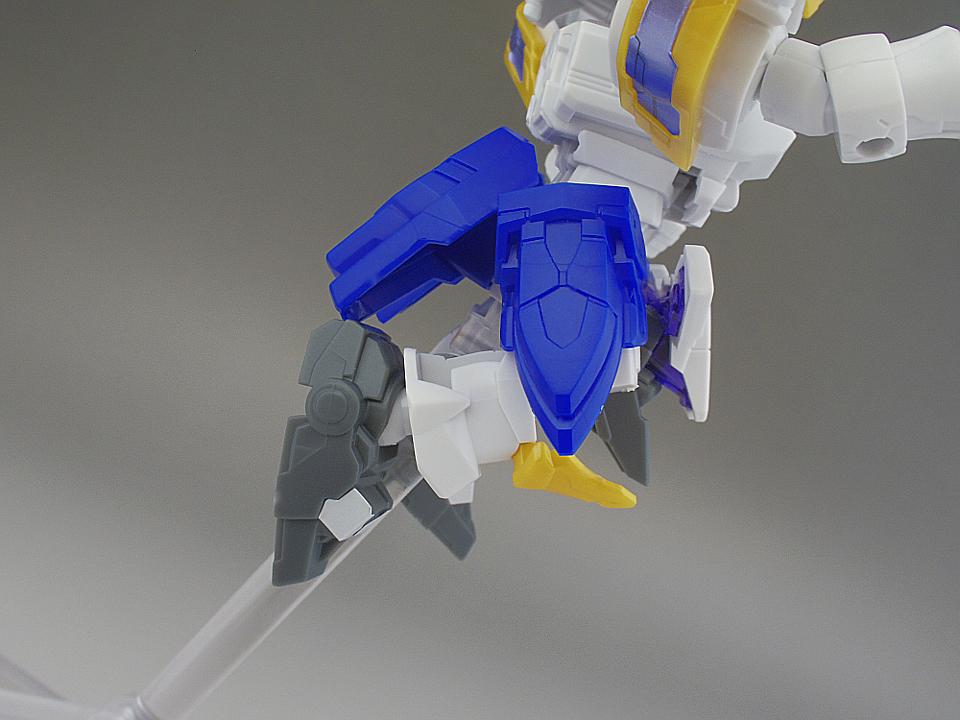 SDガンダム 夏侯惇トールギスIII-37