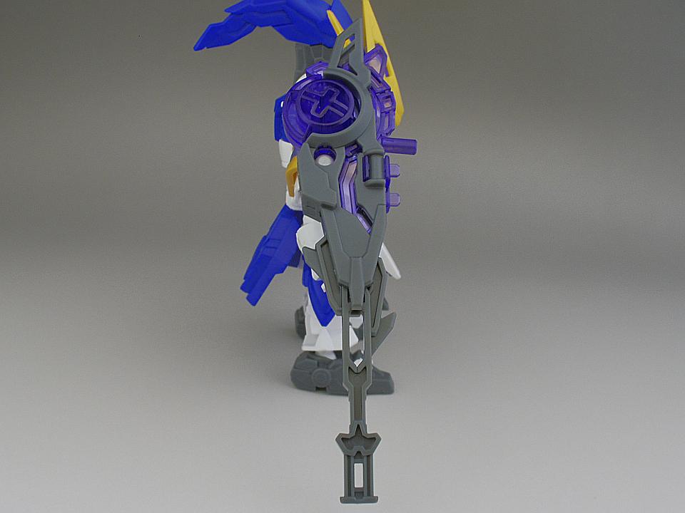 SDガンダム 夏侯惇トールギスIII-23