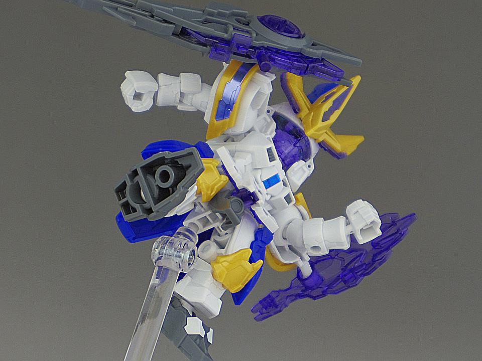 SDガンダム 夏侯惇トールギスIII-51