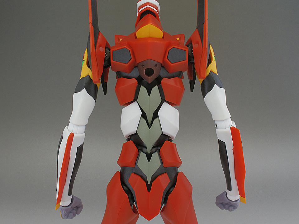 ROBOT魂 エヴァ2号機 S型16