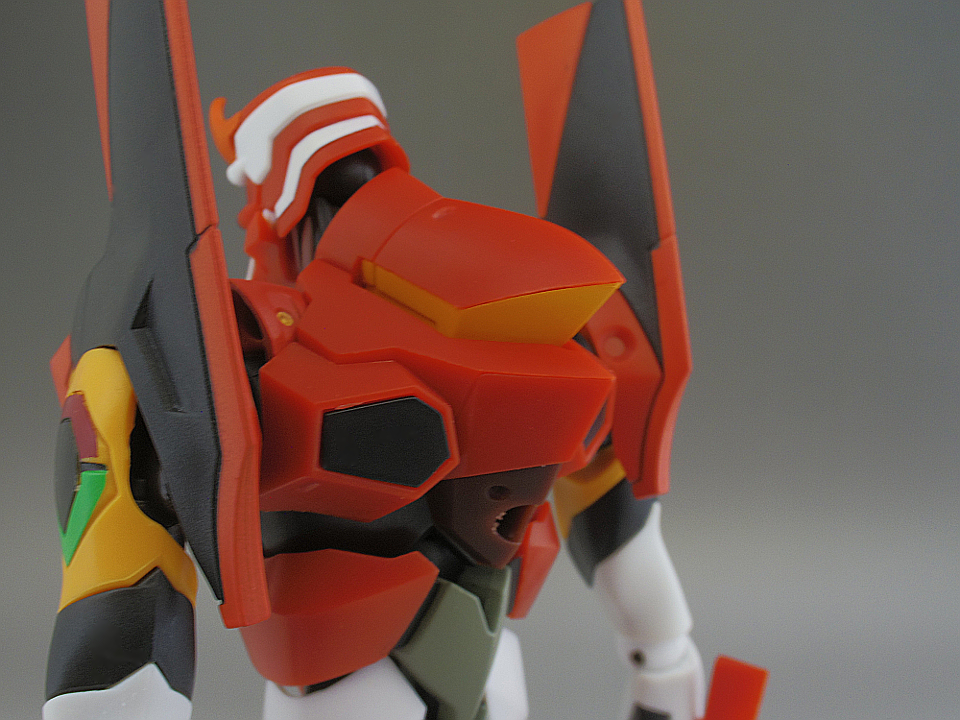 ROBOT魂 エヴァ2号機 S型17