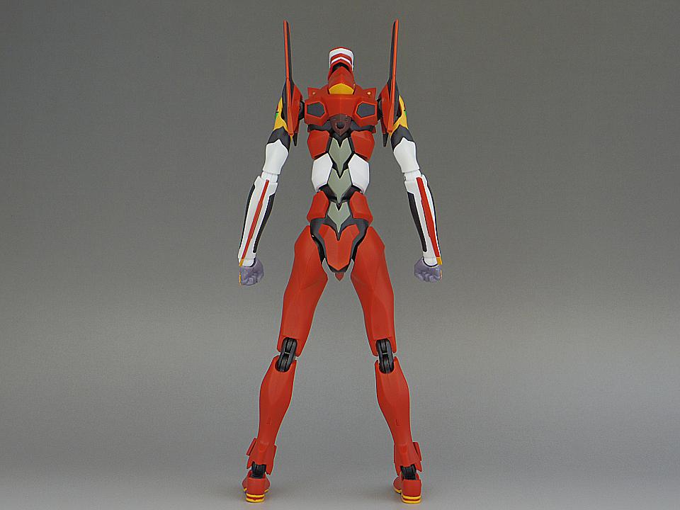 ROBOT魂 エヴァ2号機 S型6