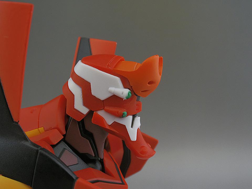 ROBOT魂 エヴァ2号機 S型9