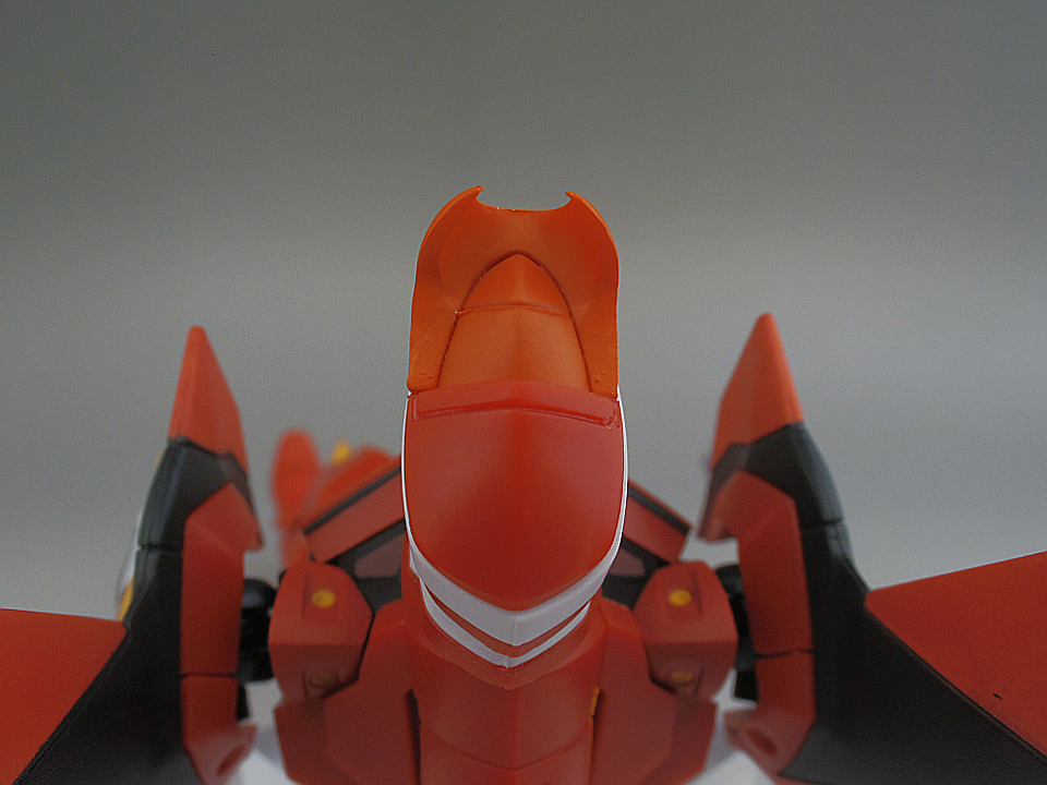 ROBOT魂 エヴァ2号機 S型11
