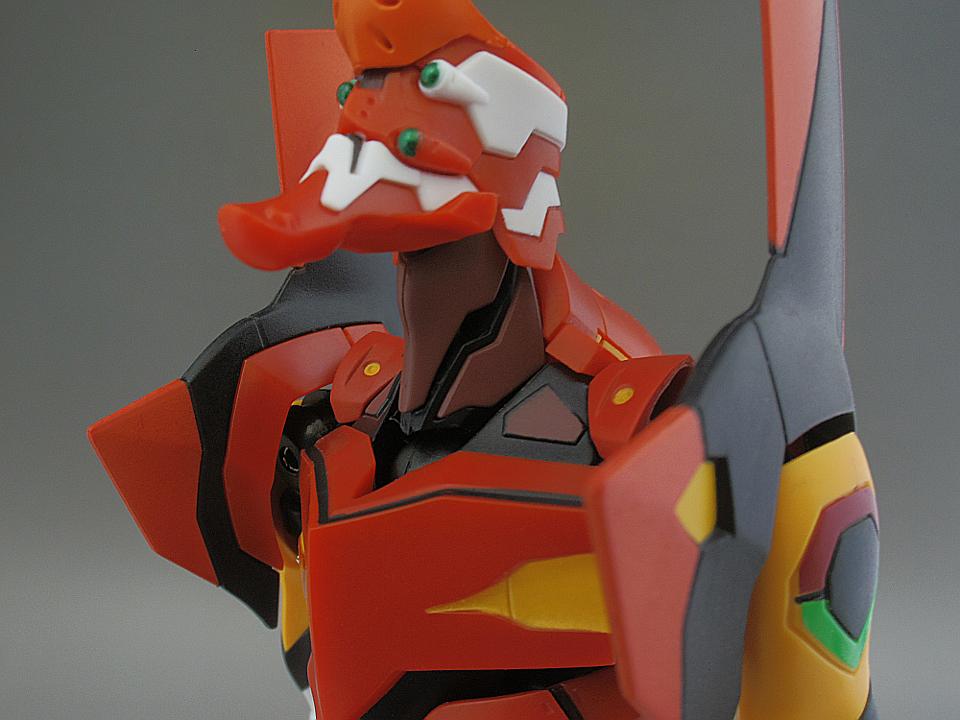 ROBOT魂 エヴァ2号機 S型14