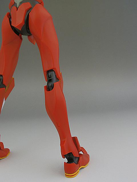 ROBOT魂 エヴァ2号機 S型31