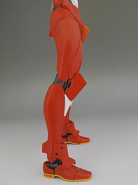 ROBOT魂 エヴァ2号機 S型32