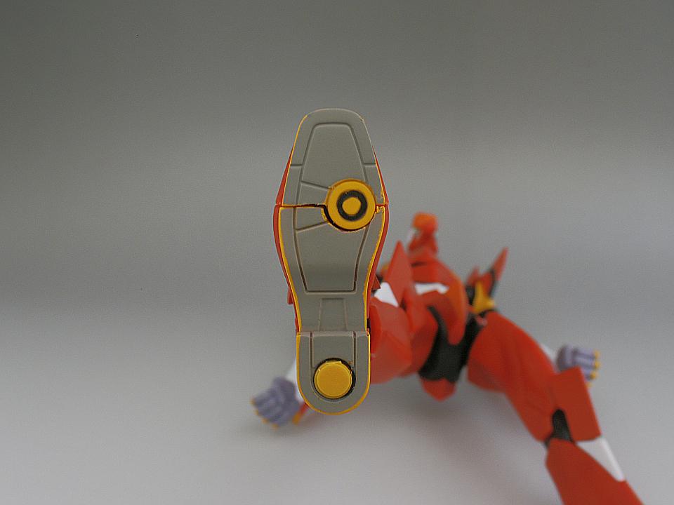 ROBOT魂 エヴァ2号機 S型35
