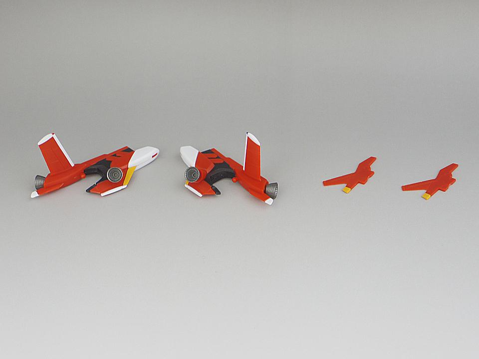 ROBOT魂 エヴァ2号機 S型36