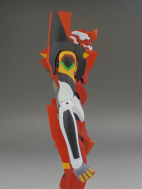 ROBOT魂 エヴァ2号機 S型22