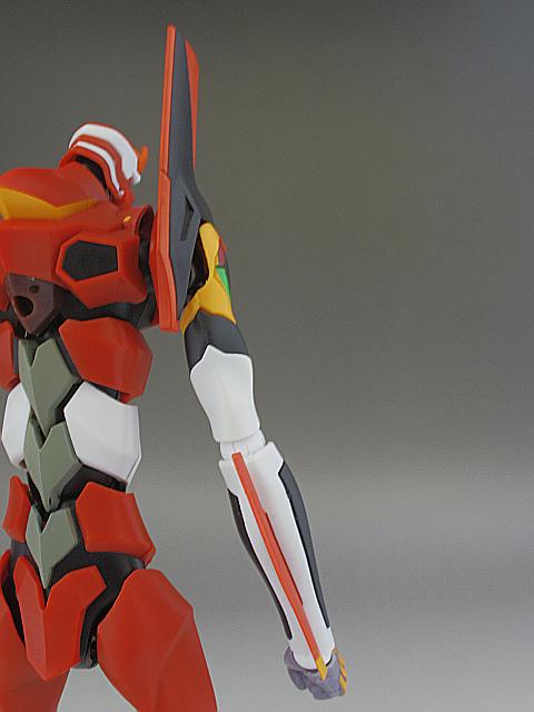 ROBOT魂 エヴァ2号機 S型21