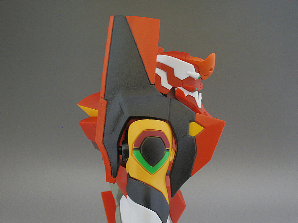 ROBOT魂 エヴァ2号機 S型23