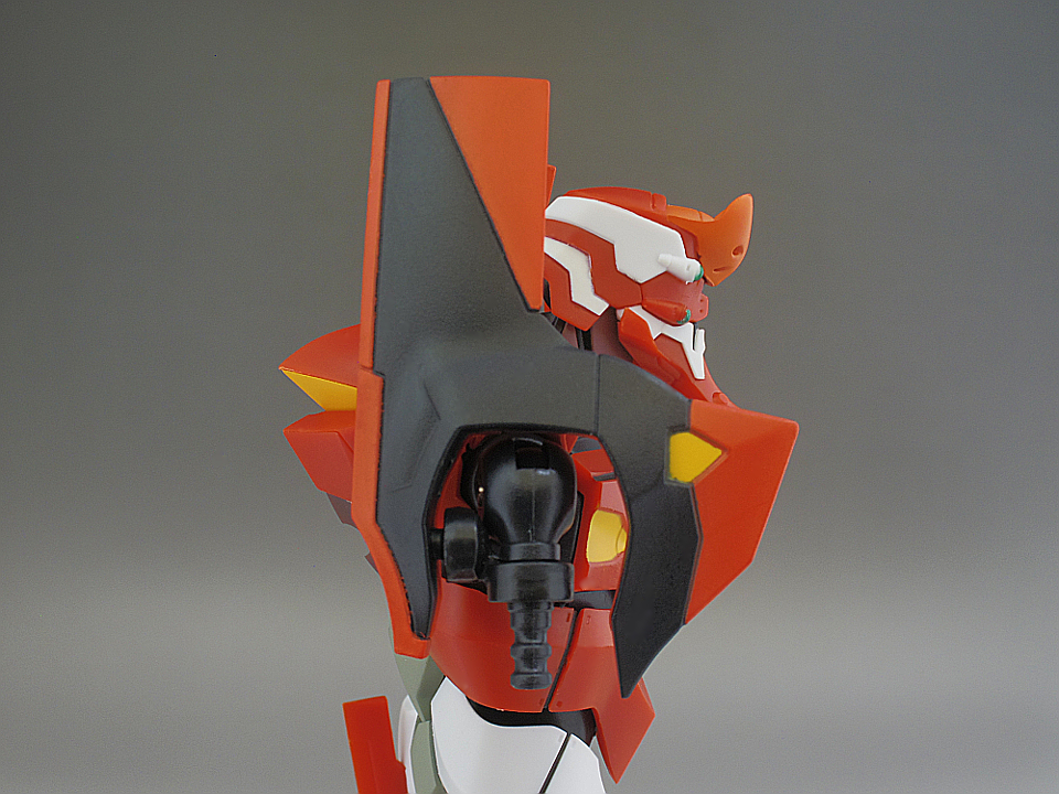 ROBOT魂 エヴァ2号機 S型24