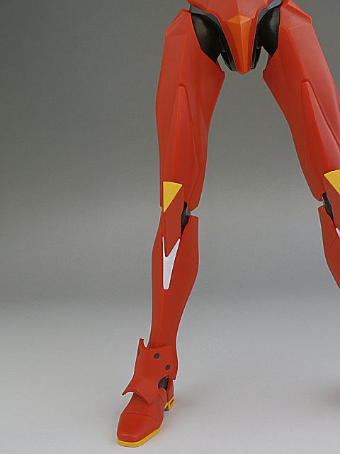 ROBOT魂 エヴァ2号機 S型30
