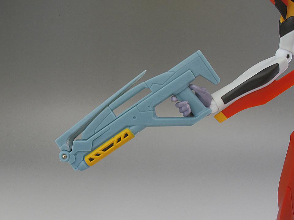 ROBOT魂 エヴァ2号機 S型53