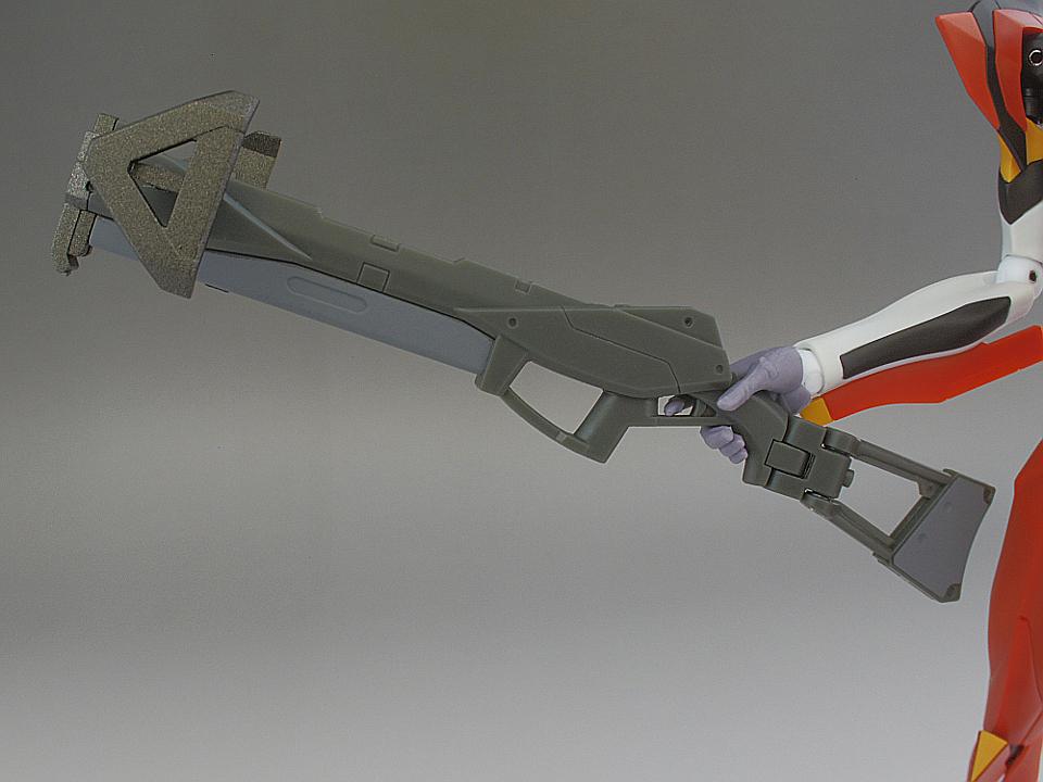 ROBOT魂 エヴァ2号機 S型54