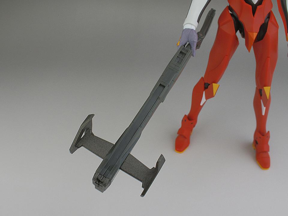 ROBOT魂 エヴァ2号機 S型55