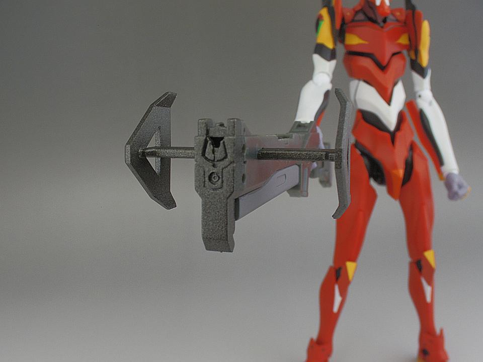 ROBOT魂 エヴァ2号機 S型56