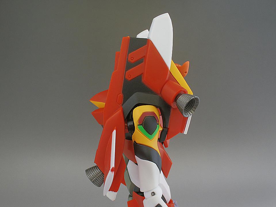 ROBOT魂 エヴァ2号機 S型41