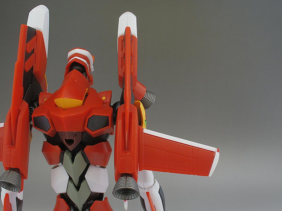 ROBOT魂 エヴァ2号機 S型42