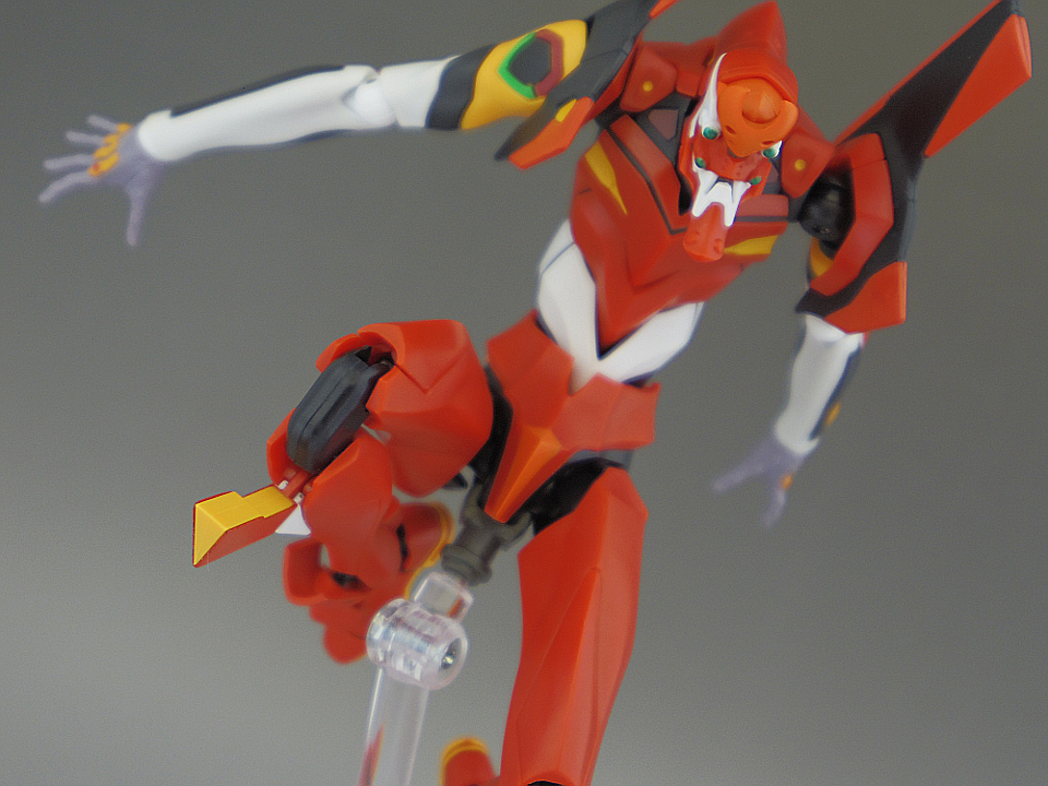 ROBOT魂 エヴァ2号機 S型71