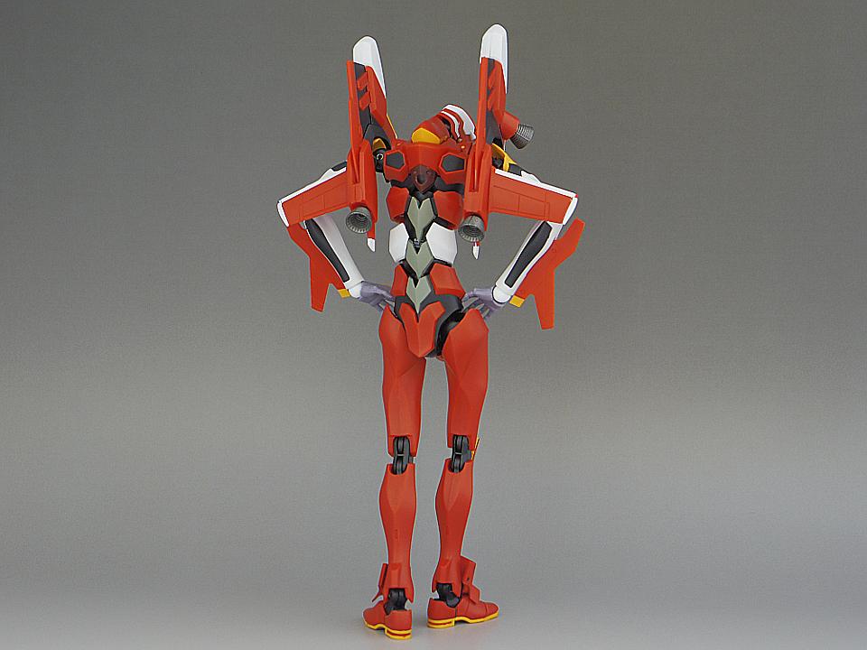 ROBOT魂 エヴァ2号機 S型78