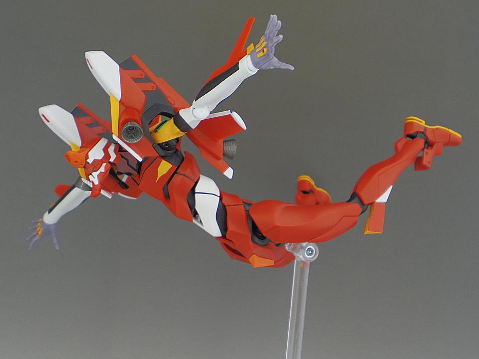ROBOT魂 エヴァ2号機 S型79