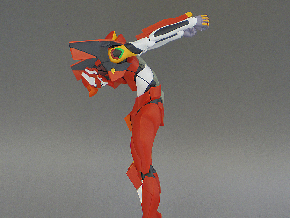 ROBOT魂 エヴァ2号機 S型63