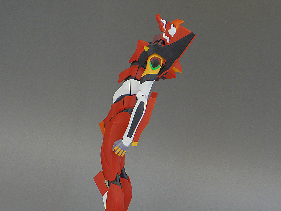 ROBOT魂 エヴァ2号機 S型64