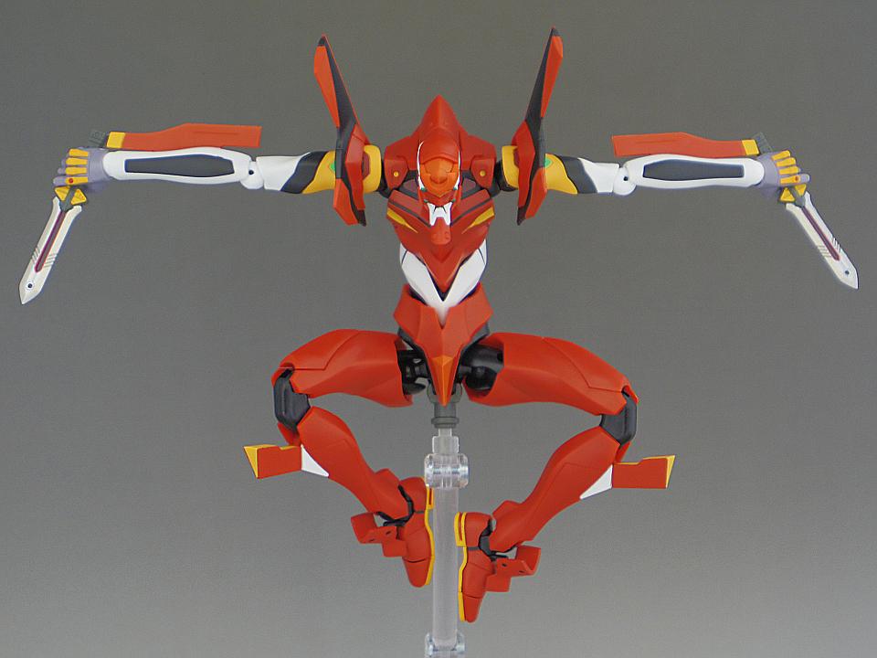 ROBOT魂 エヴァ2号機 S型67