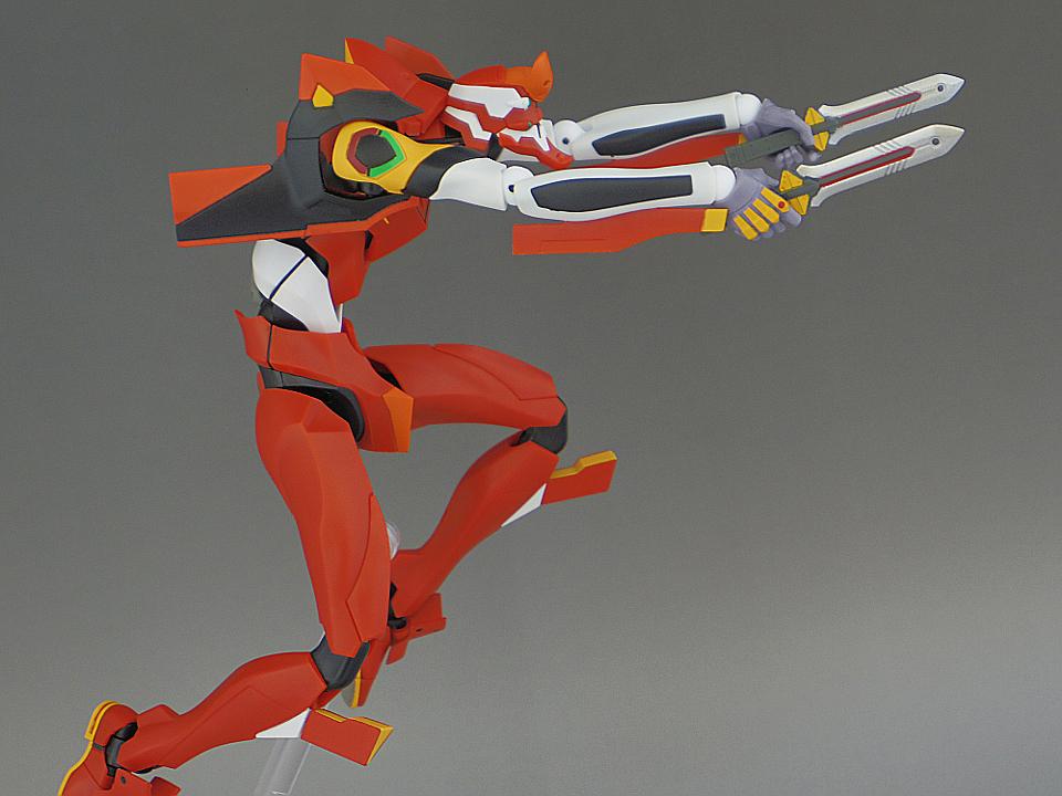 ROBOT魂 エヴァ2号機 S型68