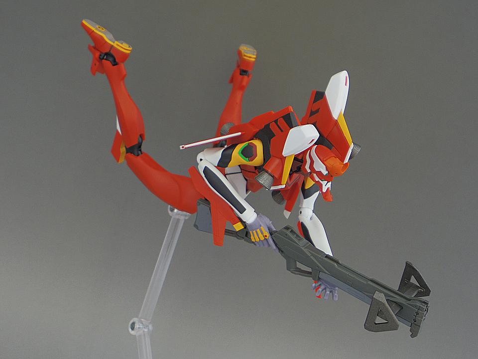 ROBOT魂 エヴァ2号機 S型87