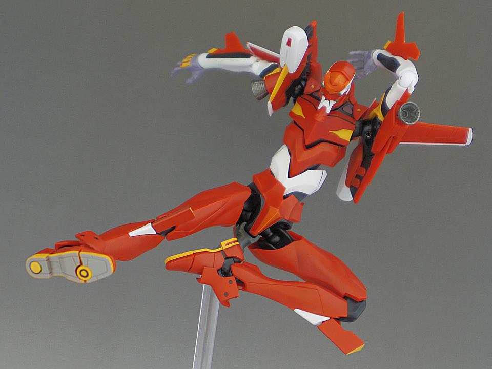 ROBOT魂 エヴァ2号機 S型89