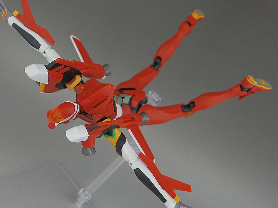 ROBOT魂 エヴァ2号機 S型82