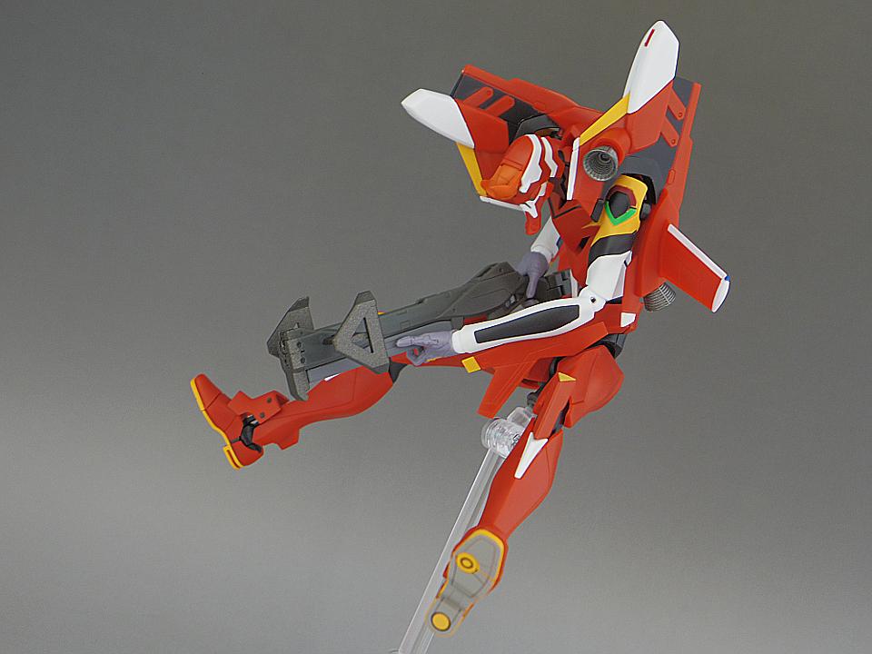 ROBOT魂 エヴァ2号機 S型85
