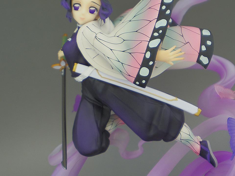 フィギュアーツZERO 胡蝶しのぶ 蟲の呼吸368