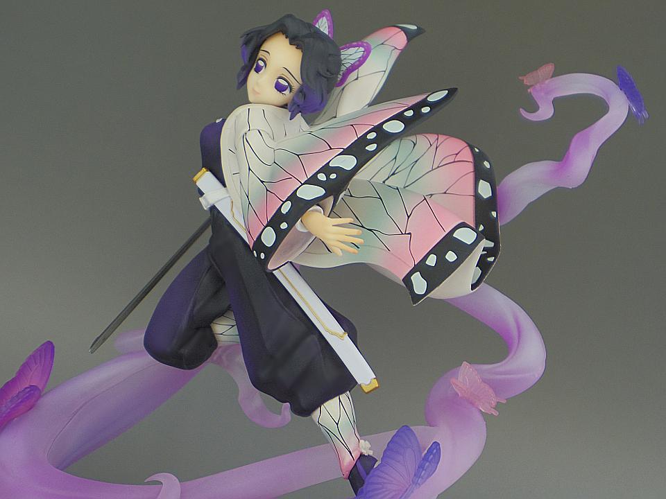 フィギュアーツZERO 胡蝶しのぶ 蟲の呼吸371