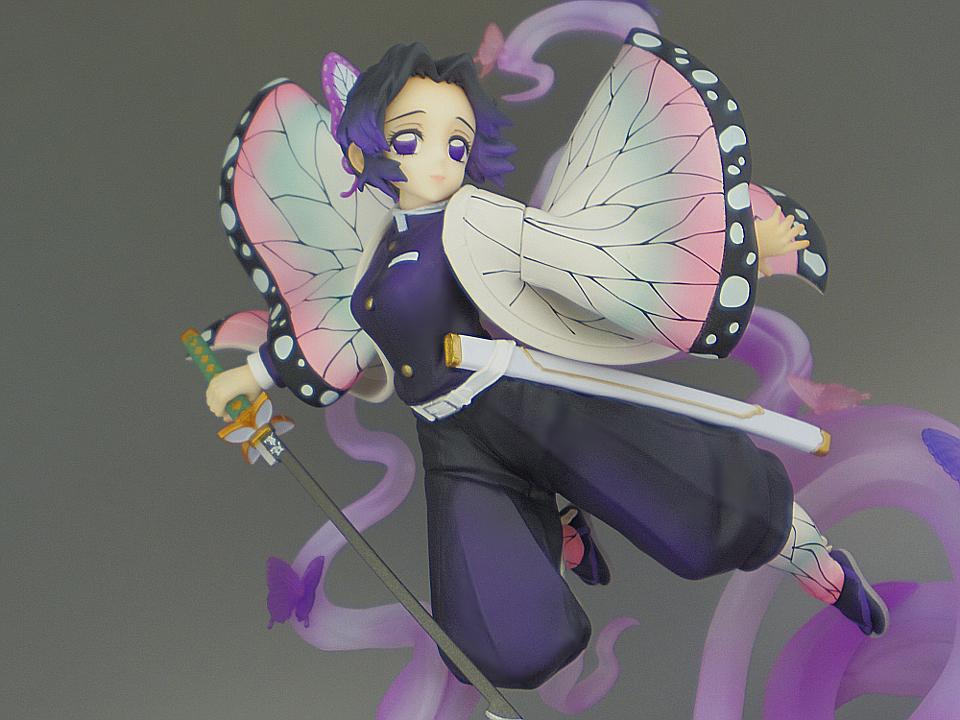 フィギュアーツZERO 胡蝶しのぶ 蟲の呼吸373
