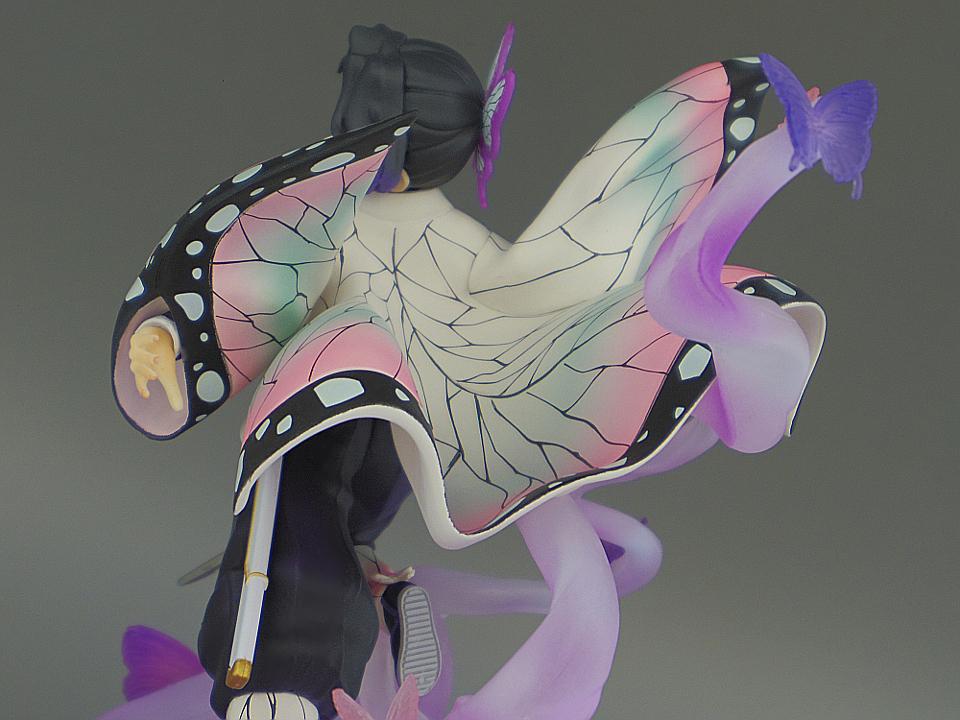 フィギュアーツZERO 胡蝶しのぶ 蟲の呼吸374