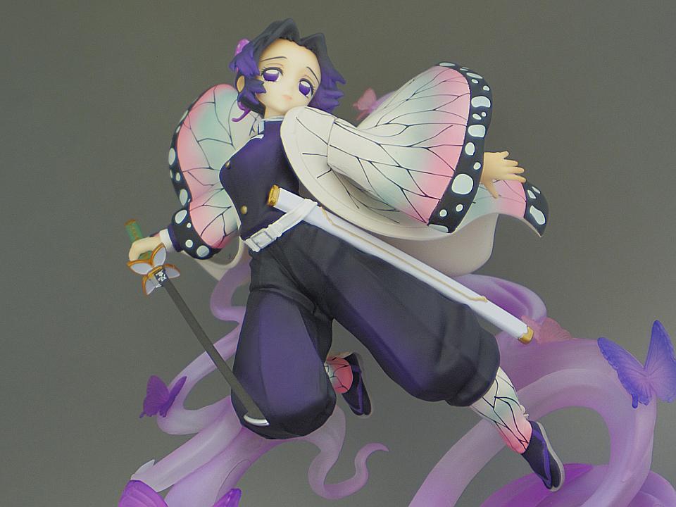 フィギュアーツZERO 胡蝶しのぶ 蟲の呼吸376