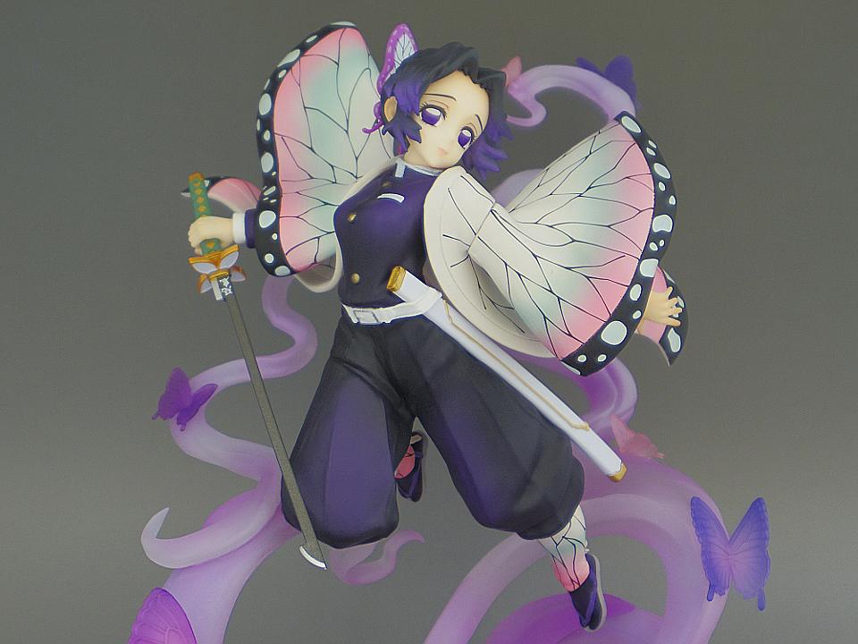 フィギュアーツZERO 胡蝶しのぶ 蟲の呼吸366