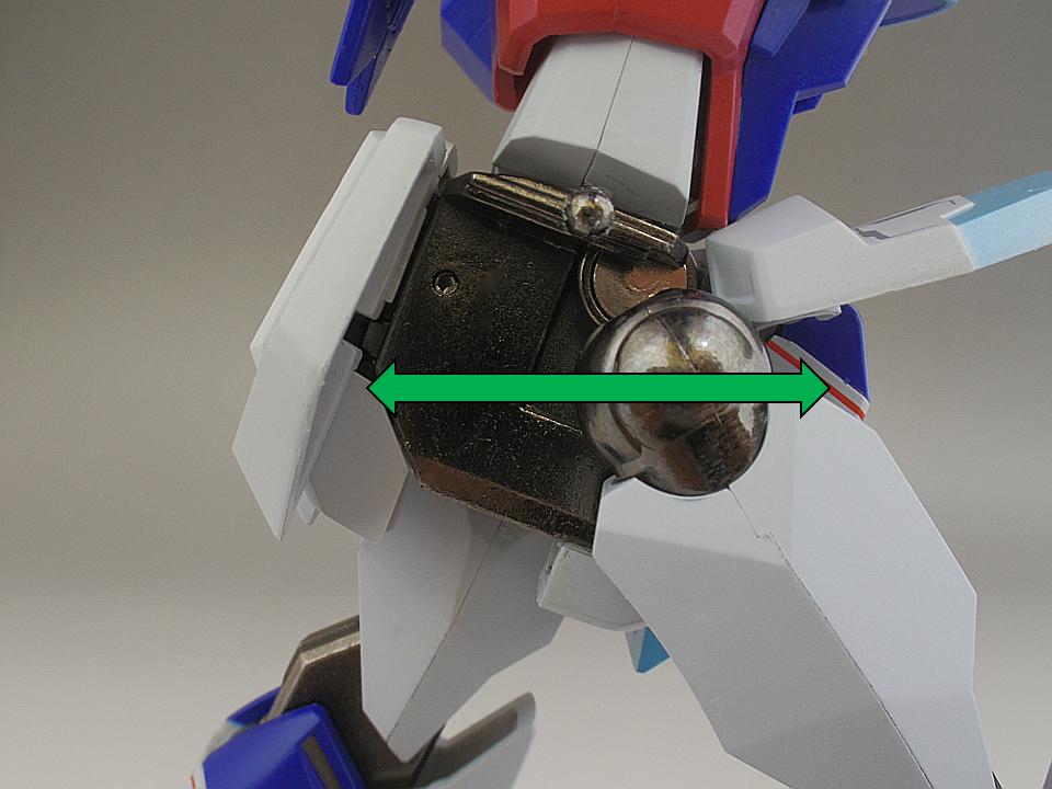 METAL ROBOT魂 インパルスガンダム120