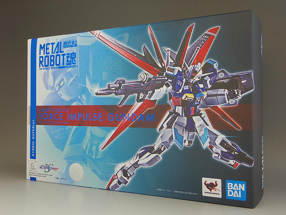 METAL ROBOT魂 インパルスガンダム101