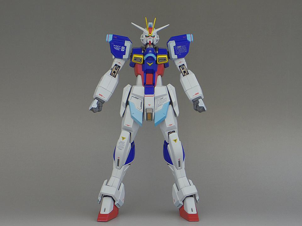 METAL ROBOT魂 インパルスガンダム103