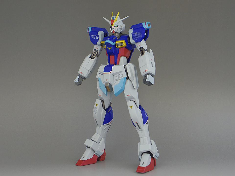 METAL ROBOT魂 インパルスガンダム104