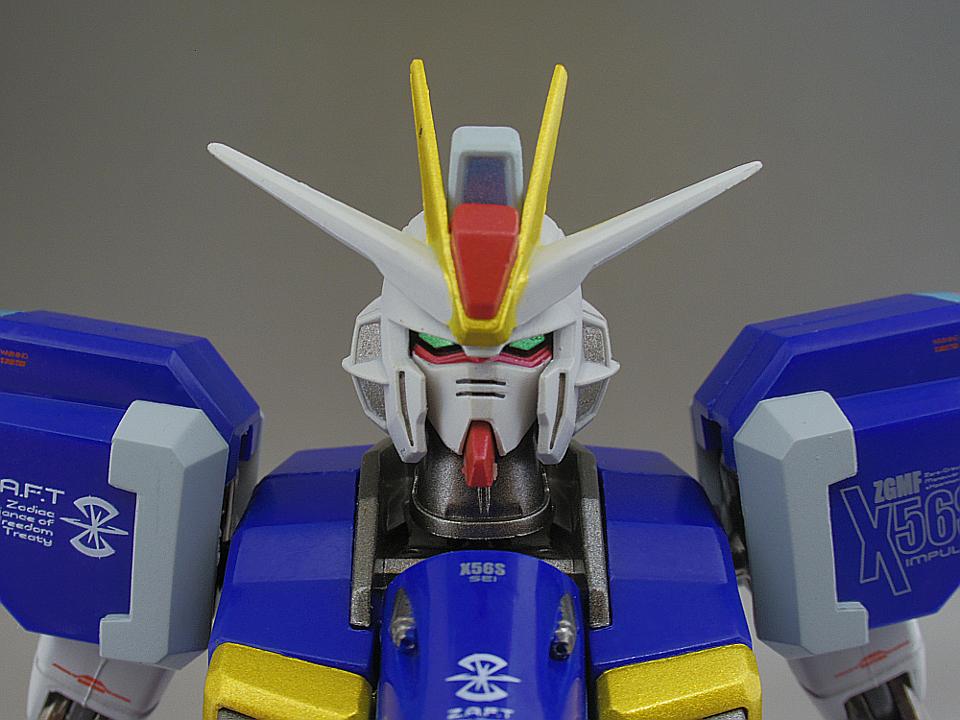 METAL ROBOT魂 インパルスガンダム109