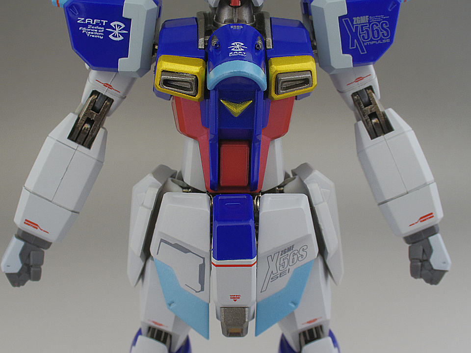 METAL ROBOT魂 インパルスガンダム113